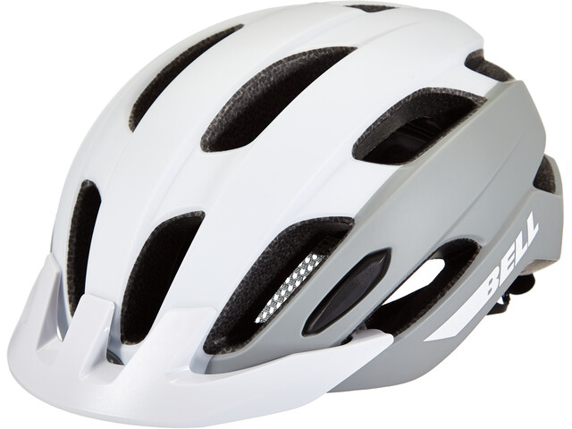 Bell Trace MIPS Helm, matte white/silver